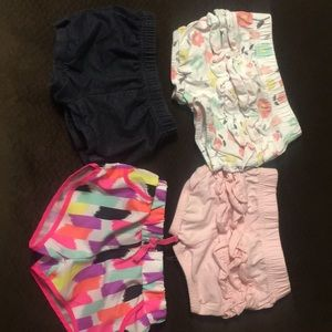 9 month infant girl shorts